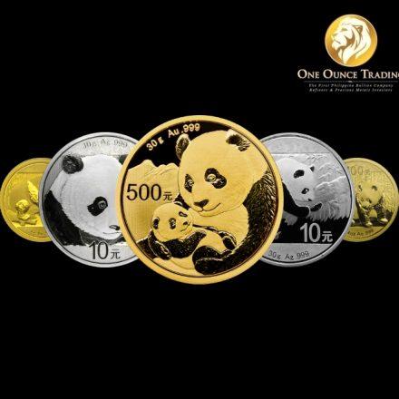 Chinese Panda Coins